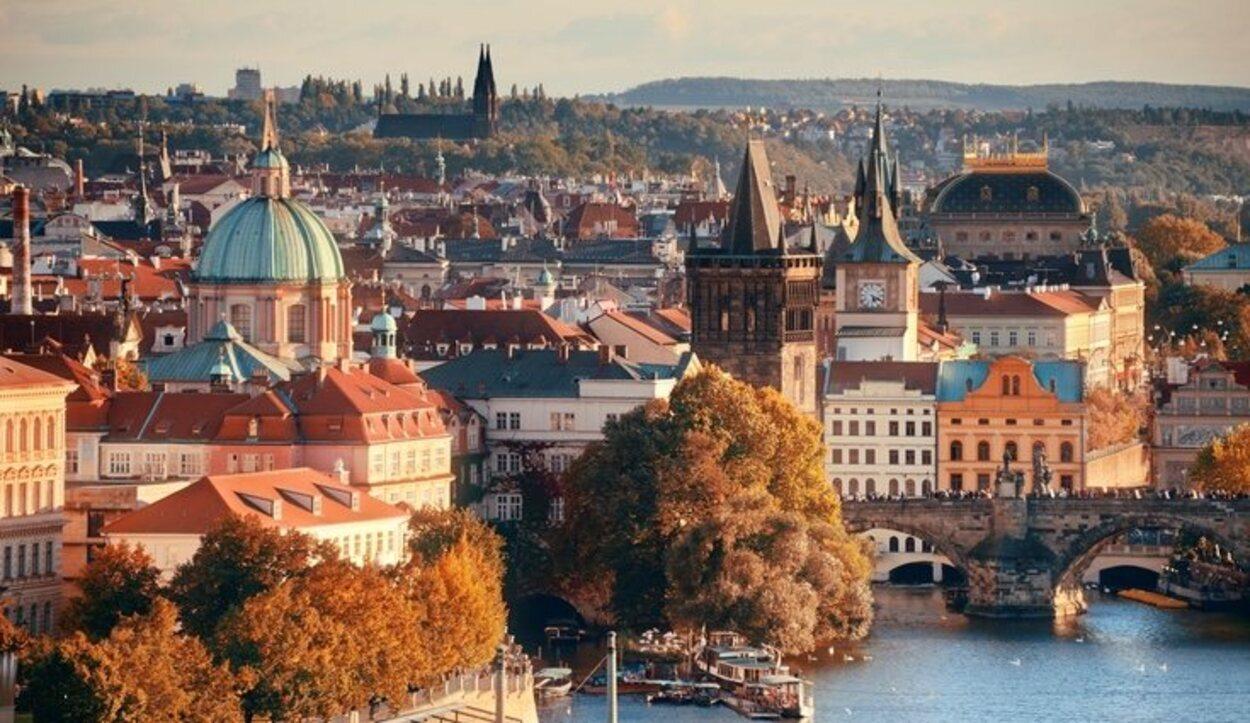 Praga es una de las capitales europeas más visitadas