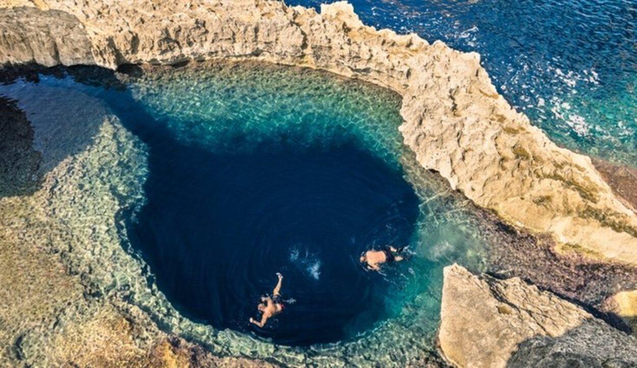 Piscina natural de St Peters Pool