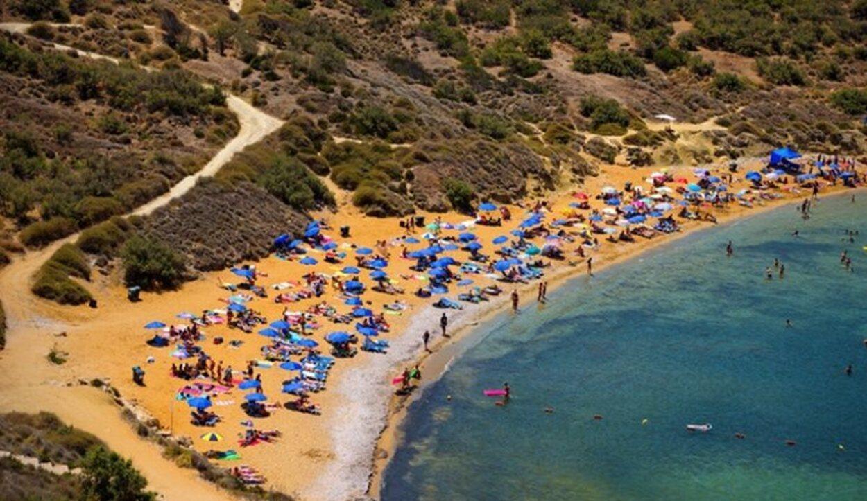 Playa Ghajn Tuffieha Bay