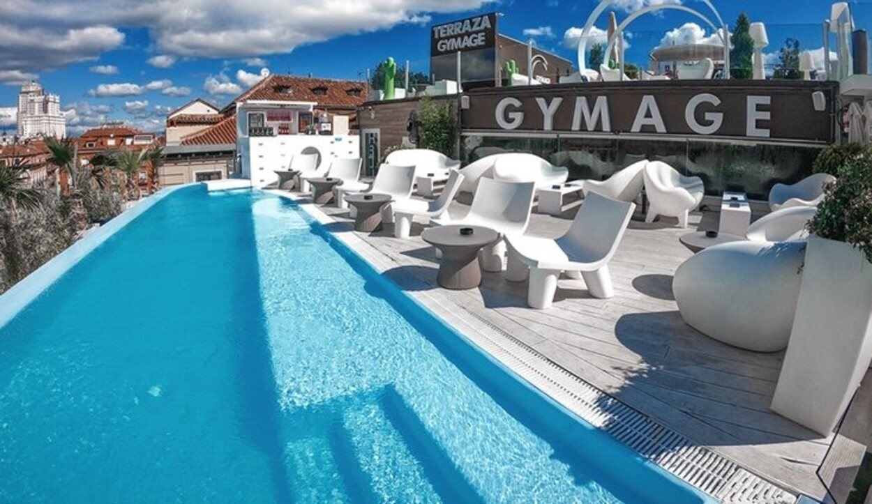 La entrada al Gymage Loung Resort  es gratuita | Foto: GYMAGE