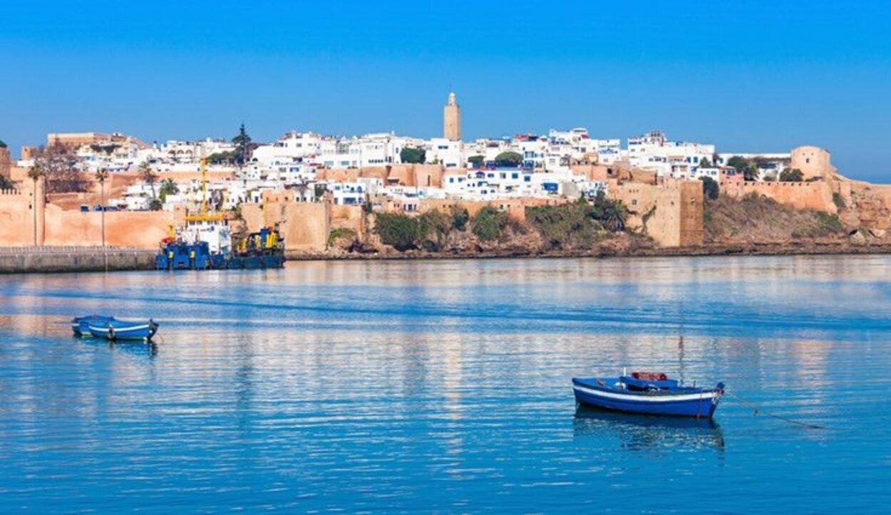 Río Bou Regreg y Rabat, Marruecos
