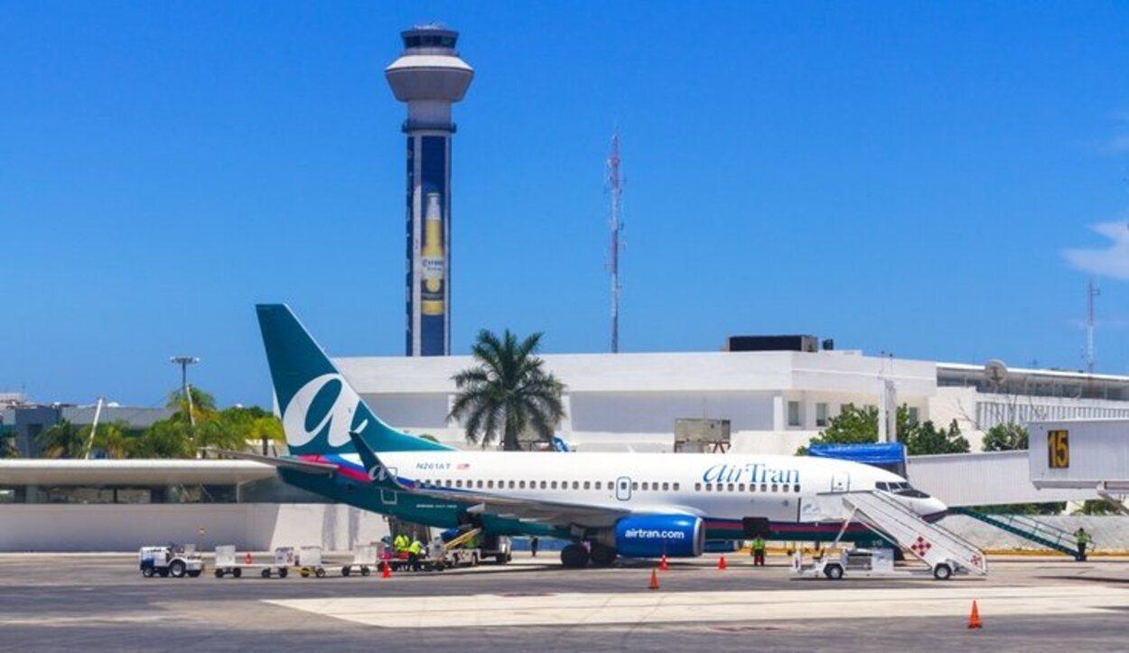 Para llegar a Riviera Maya el mejor aeropuerto es el de Cancún