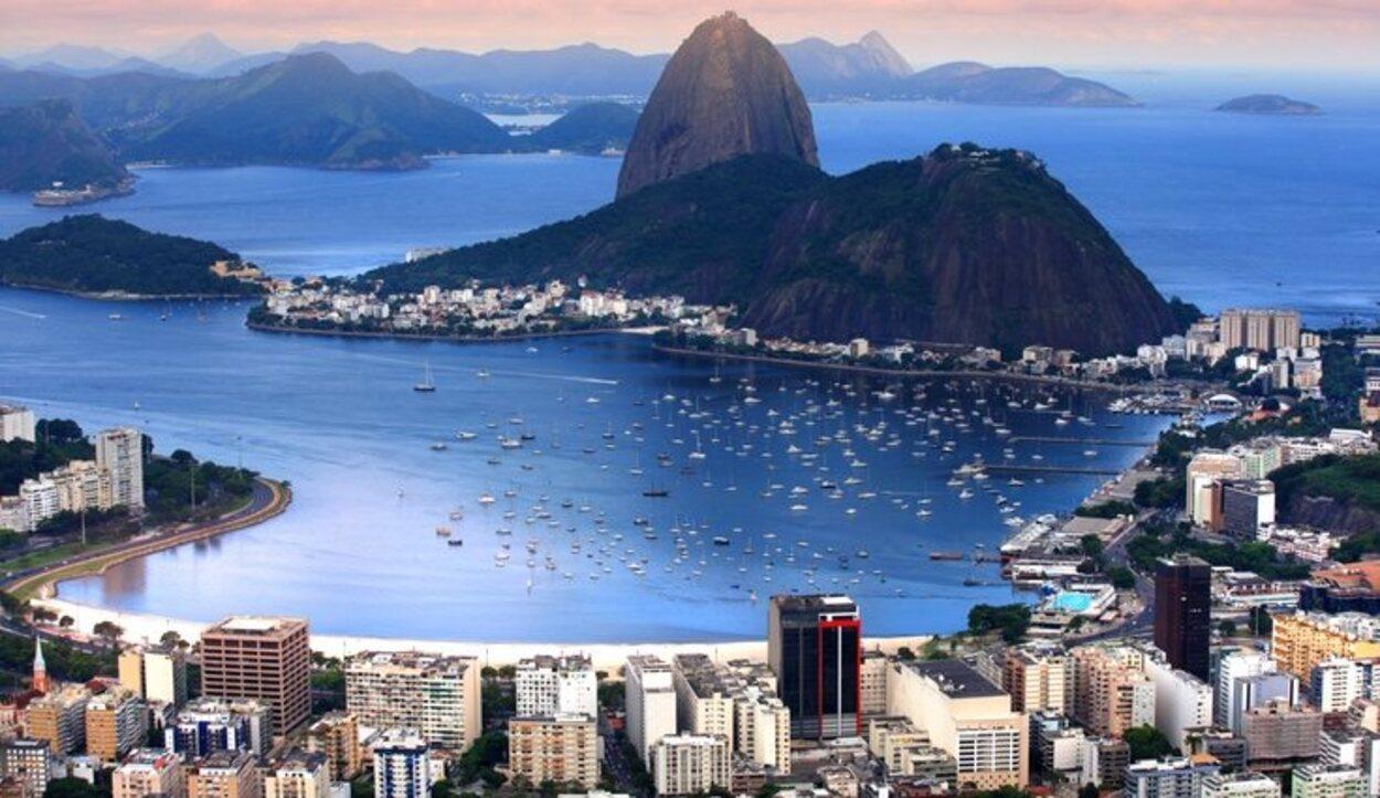 Brasil es el país soberano de América del sur