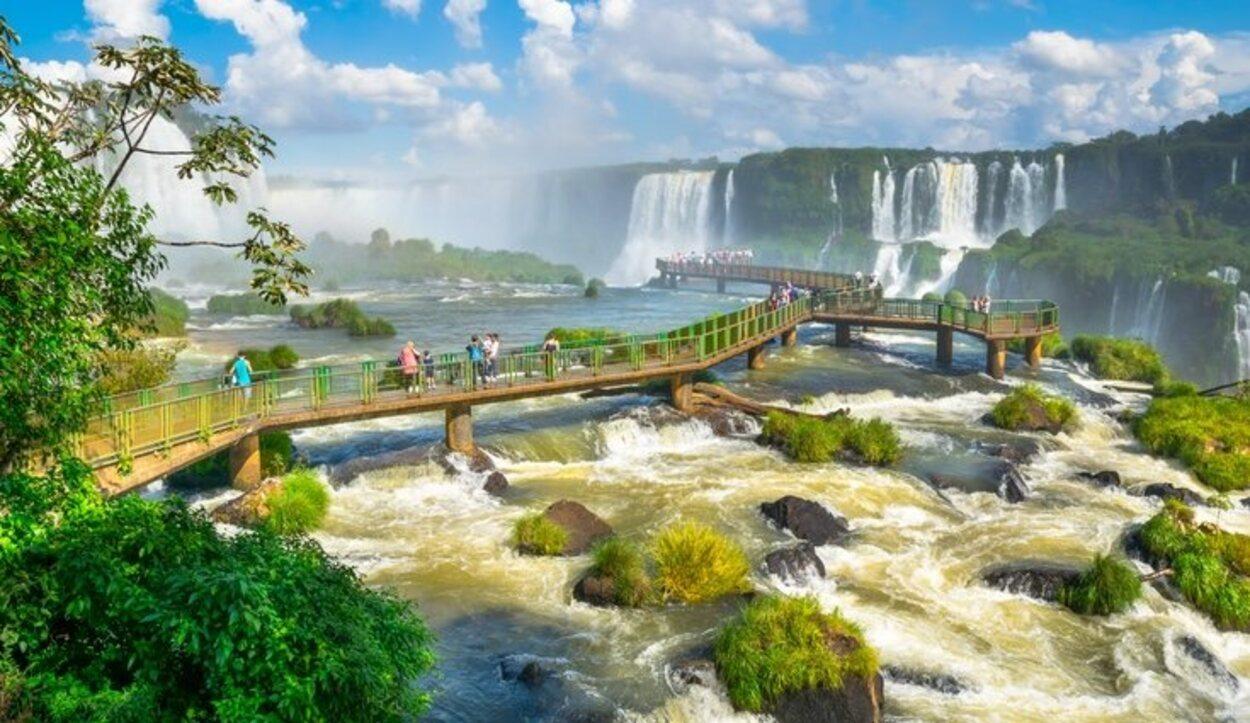 Parque Nacional de Iguaçu y las cataratas