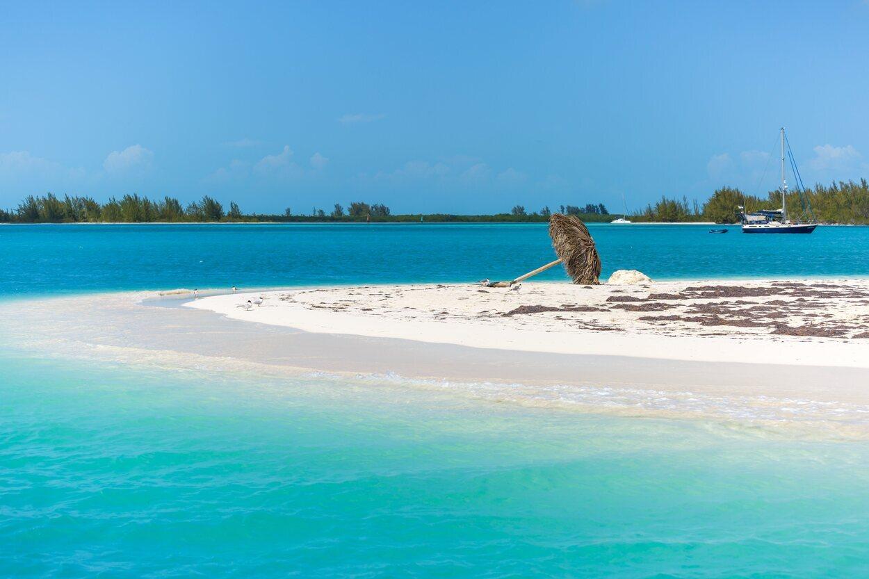 Cayo Largo del Sur es un paraíso situado en el sur de Cuba