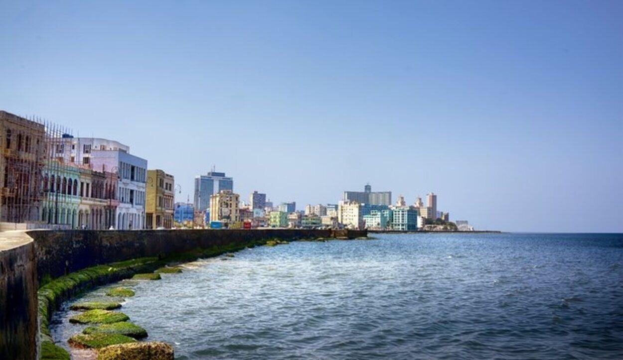 Los atardeceres en el Malecón son mágicos