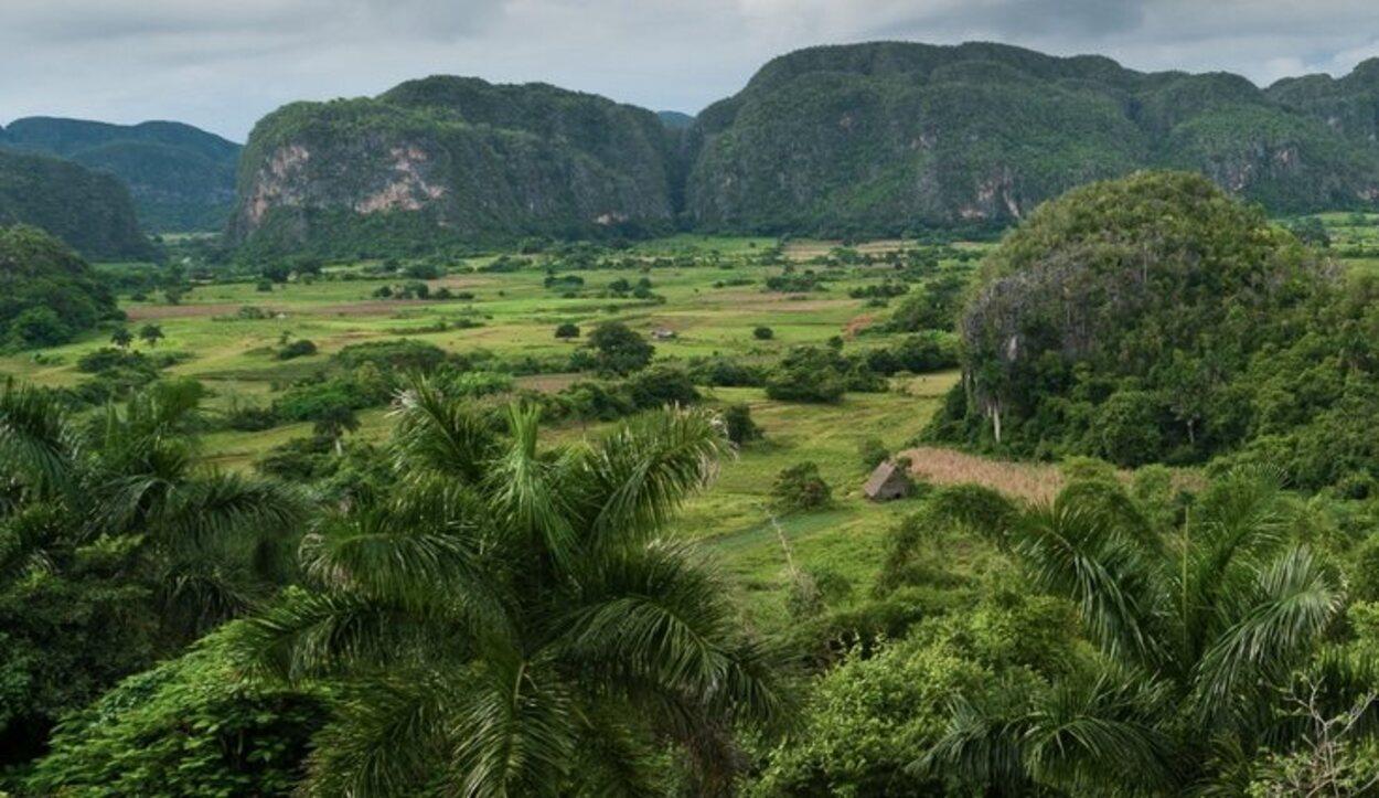 El Valle de Viñales destaca por la agradable paz y silencio que habita