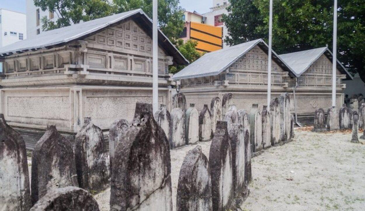 La mezquita 'Hukuru Misiiky' es una de las más grandes del archipiélago