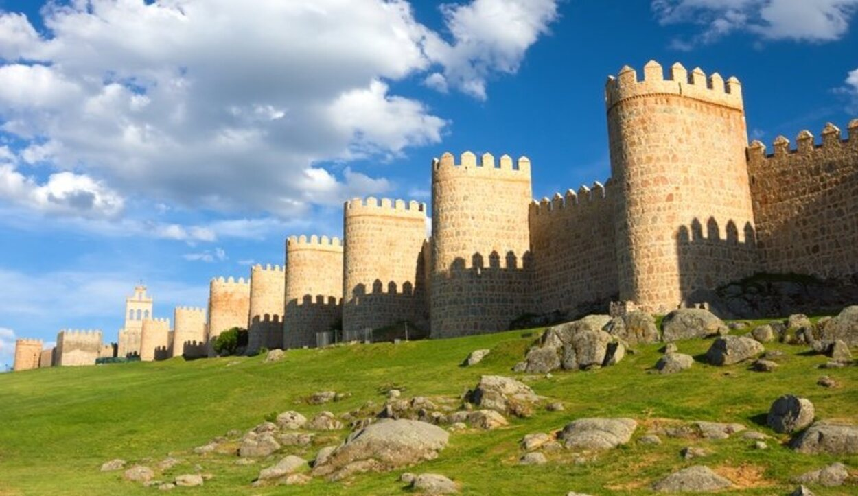 Para los más apasionados de la historia esta muralla es una reliquia