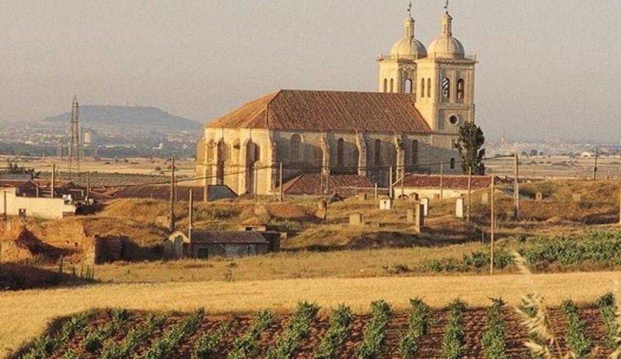 Iglesia de Santiago Apóstol en Cigales | Foto: Ayuntamiento de Cigales