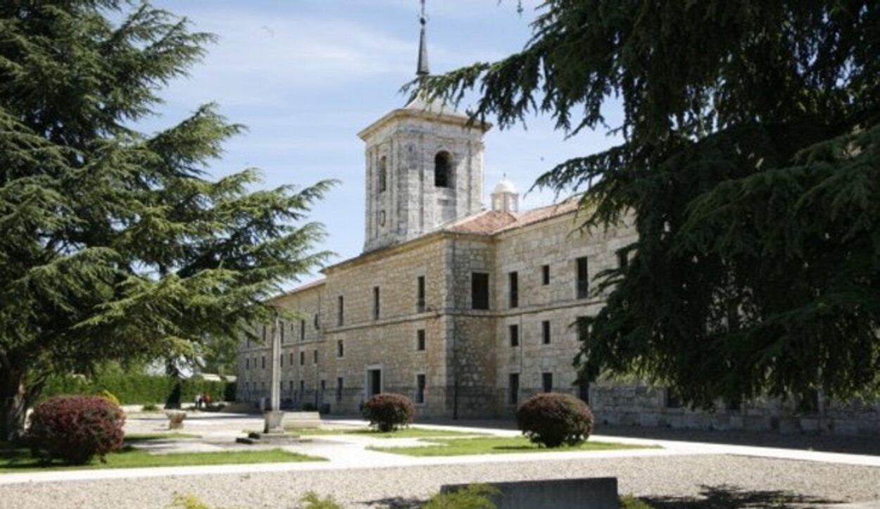Monasterio de San Isidro en Dueñas | Foto: Ayuntamiento de Dueñas