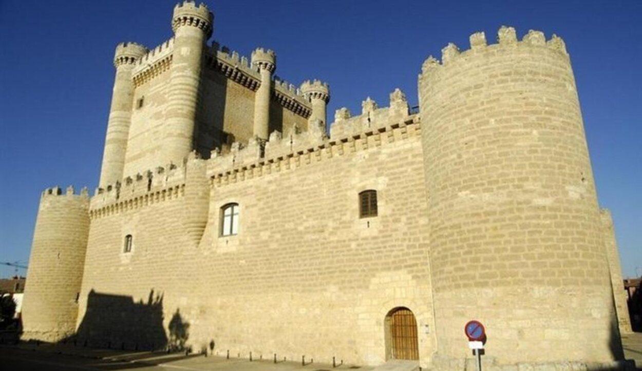 Castillo de Fuensaldaña | Foto: Ayuntamiento de Fuensaldaña