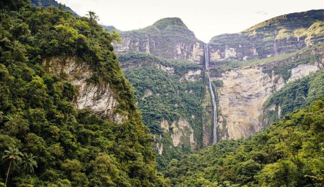 La Cordillera Azul recoge la mayor cantidad de selva intacta del país peruano
