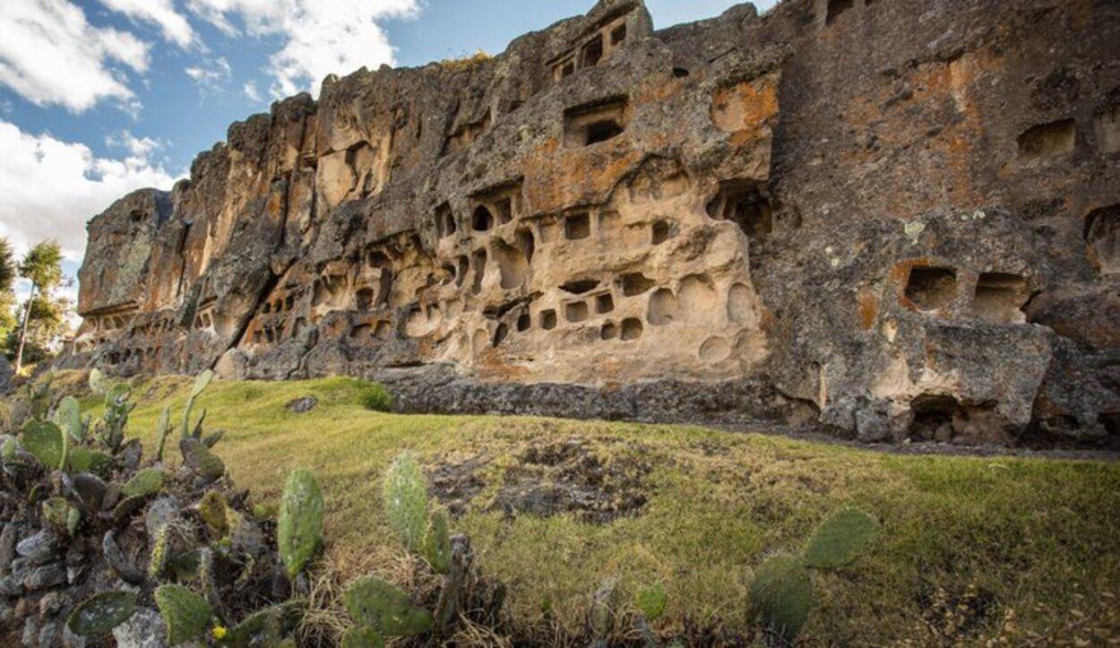 Ventanillas de Otuzco | Cajamarca