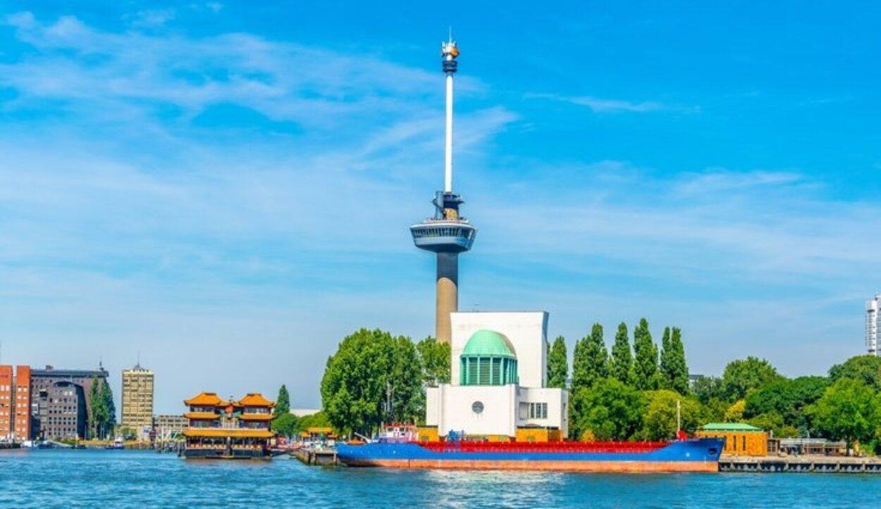 Torre Euromast, Rotterdam
