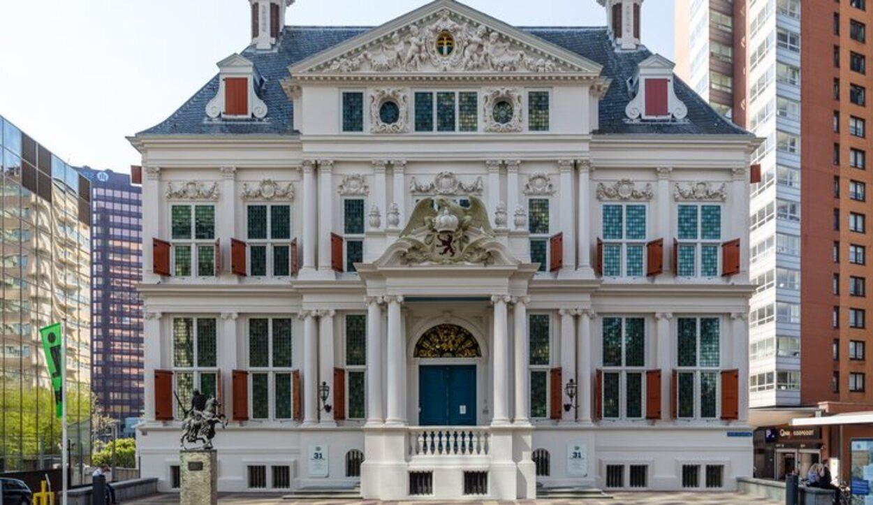 Schielandshuis es un auténtico tesoro barroco de Holanda de valor incalculable