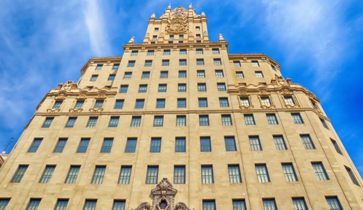 La Torre Telefónica alberga diversas actividades socioculturales en su interior