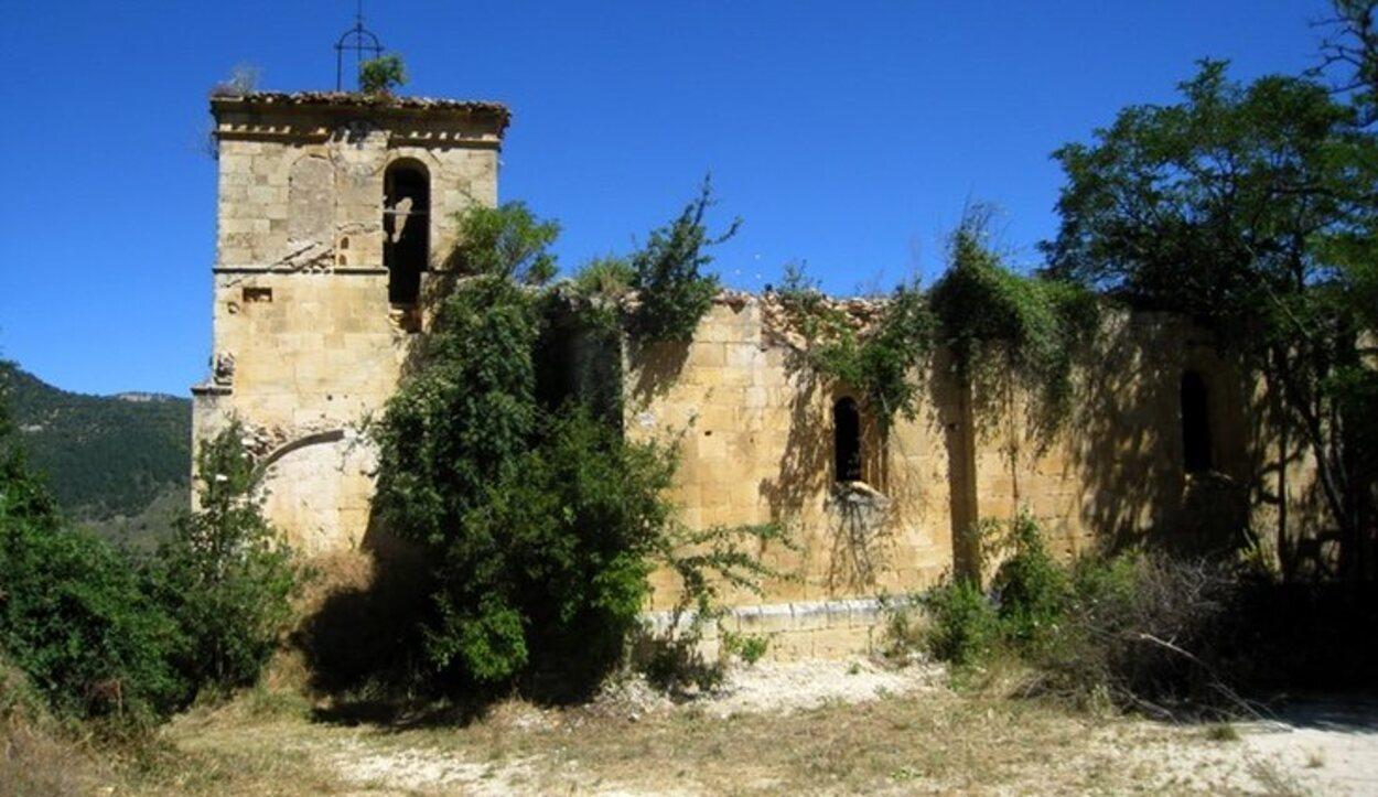 Cortiguera se encuentra en la provincias de Burgos