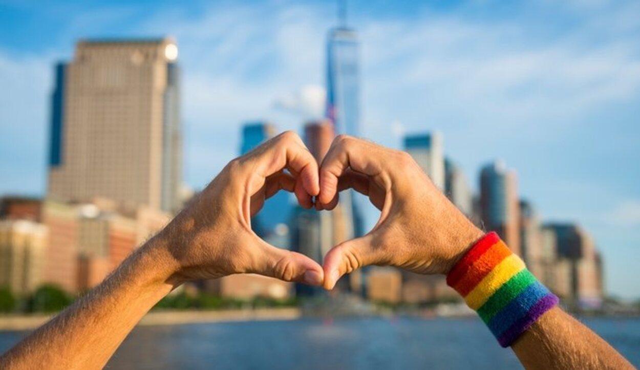 El 28 de junio se celebra el Día Internacional del Orgullo LGTB