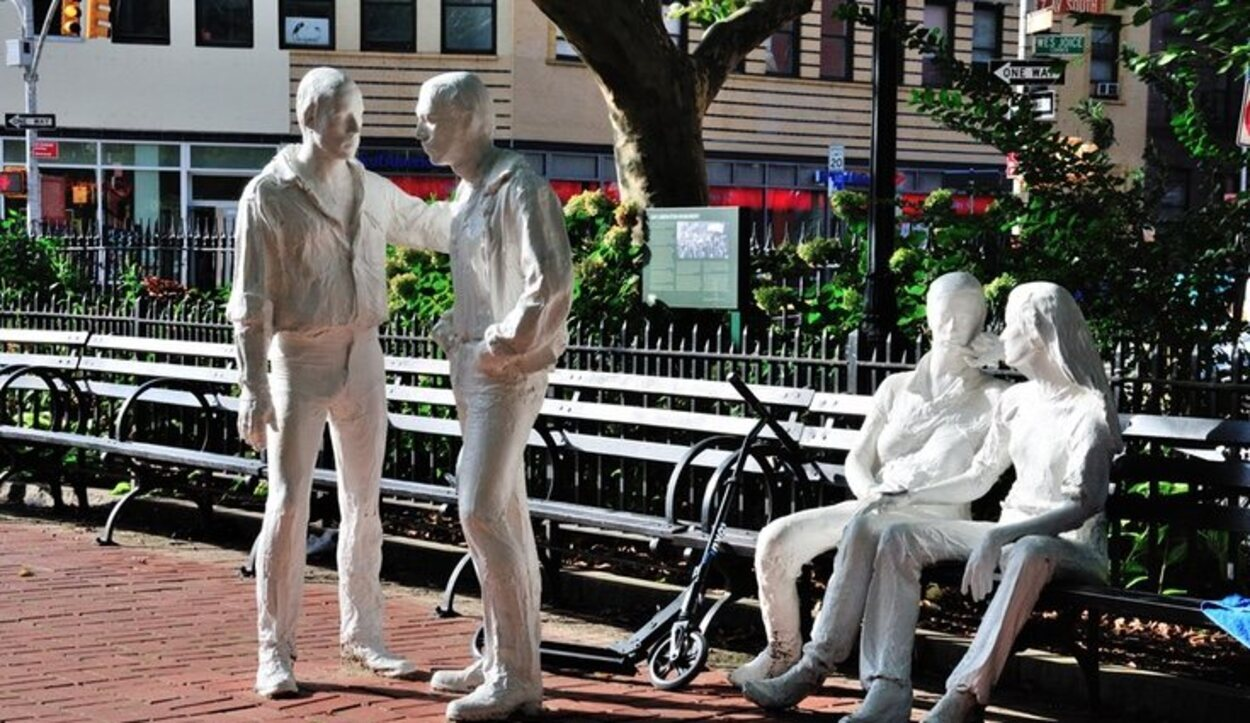 Gay Liberation Monument, Nueva York