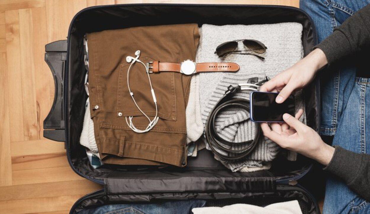 El equipaje de mano no puede superar en ningún caso los 23 kg