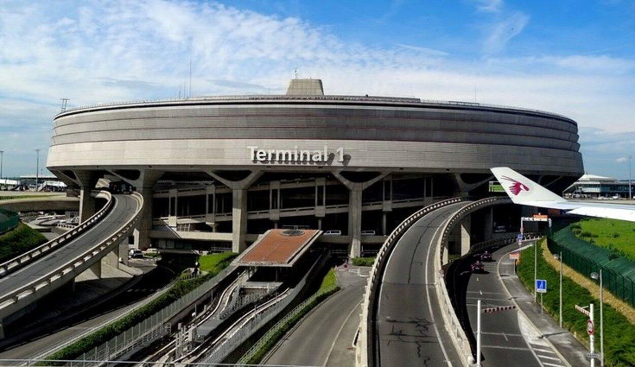 El Aeropuerto Charles de Gaulle es el segundo más importante de Europa