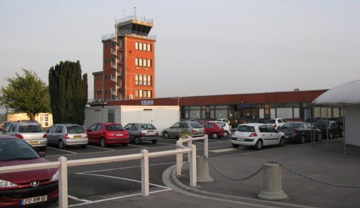 El Aeropuerto Beauvais es el más alejado del centro de París | Foto: Aeropuertos.net