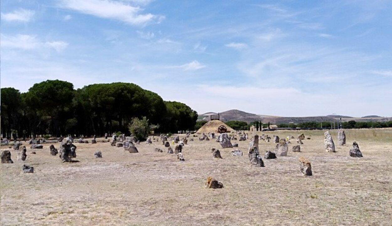 El cementerio vacceo de Pintia recibe el nombre de Las Ruedas