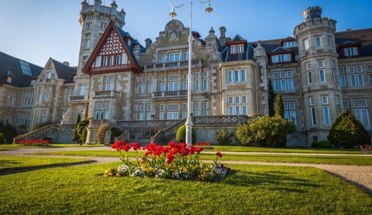 Palacio de la Magdalena de Santander