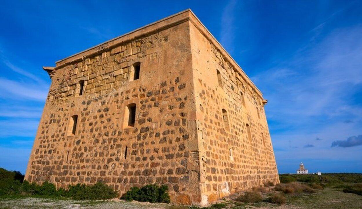 Este edificio militar ha tenido varios usos a lo largo de su historia