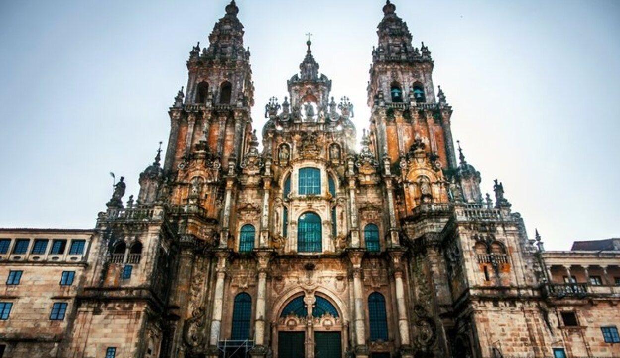 La Catedral de Santiago es uno de los lugares de culto más importantes para el catolicismo