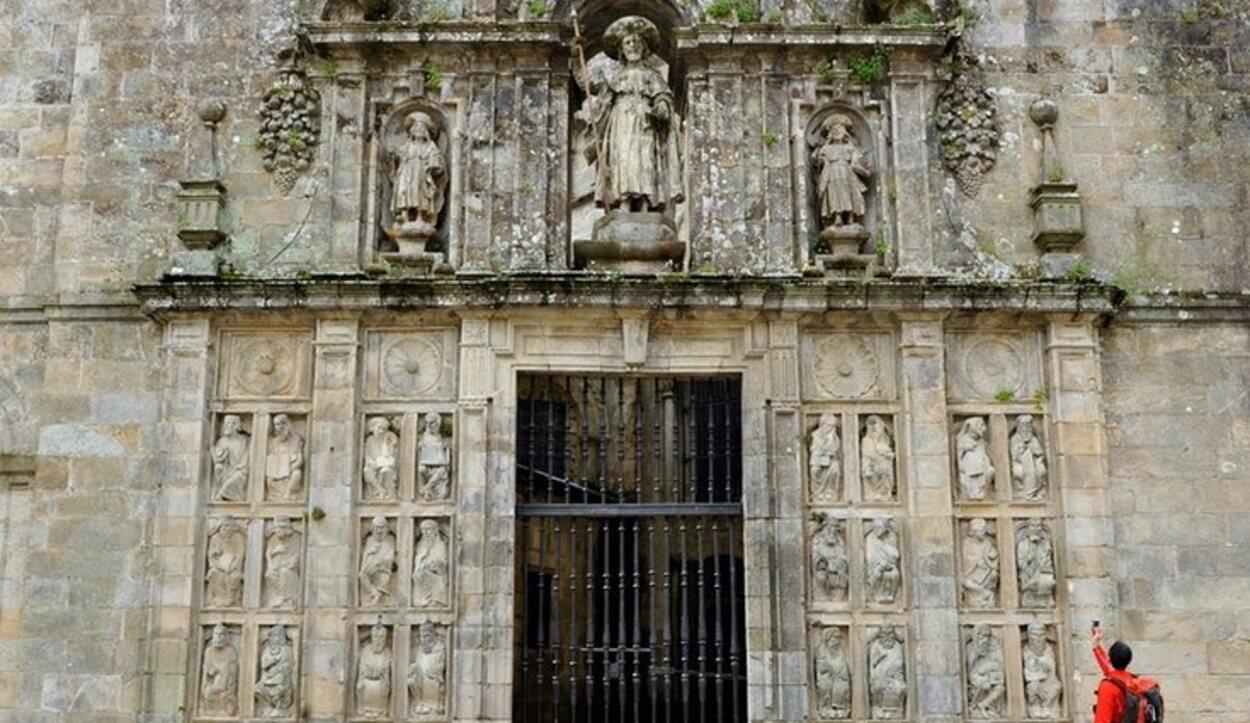 La Puerta Santa o del Perdón solamente se abre durante el jubileo