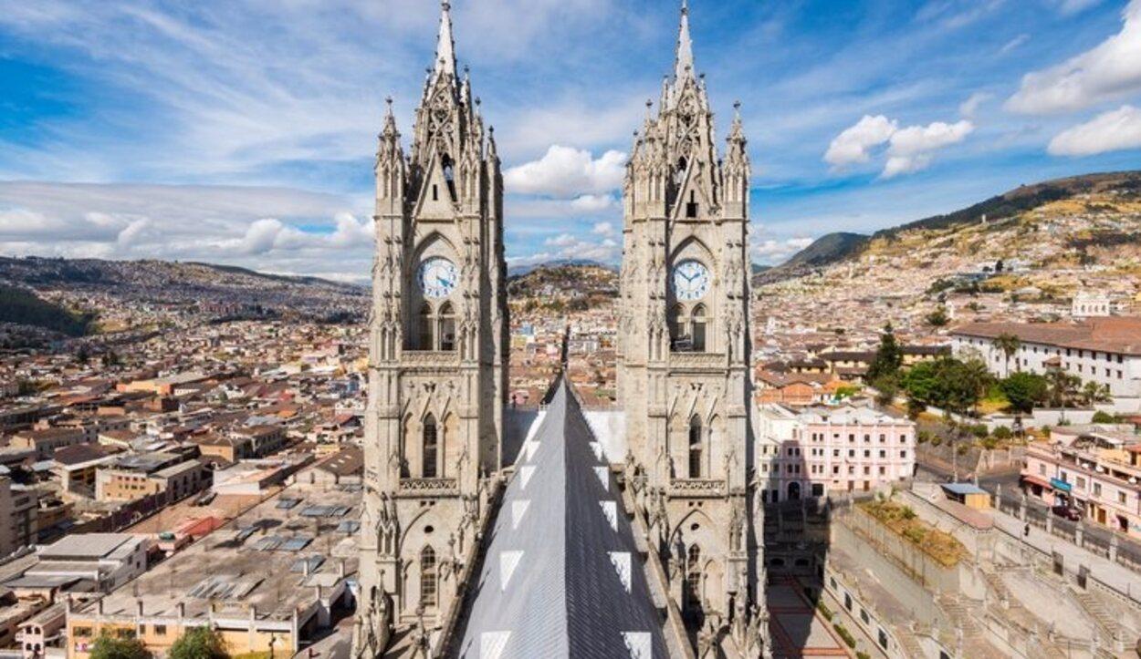 El casco histórico es la principal razón que atrae a los turistas
