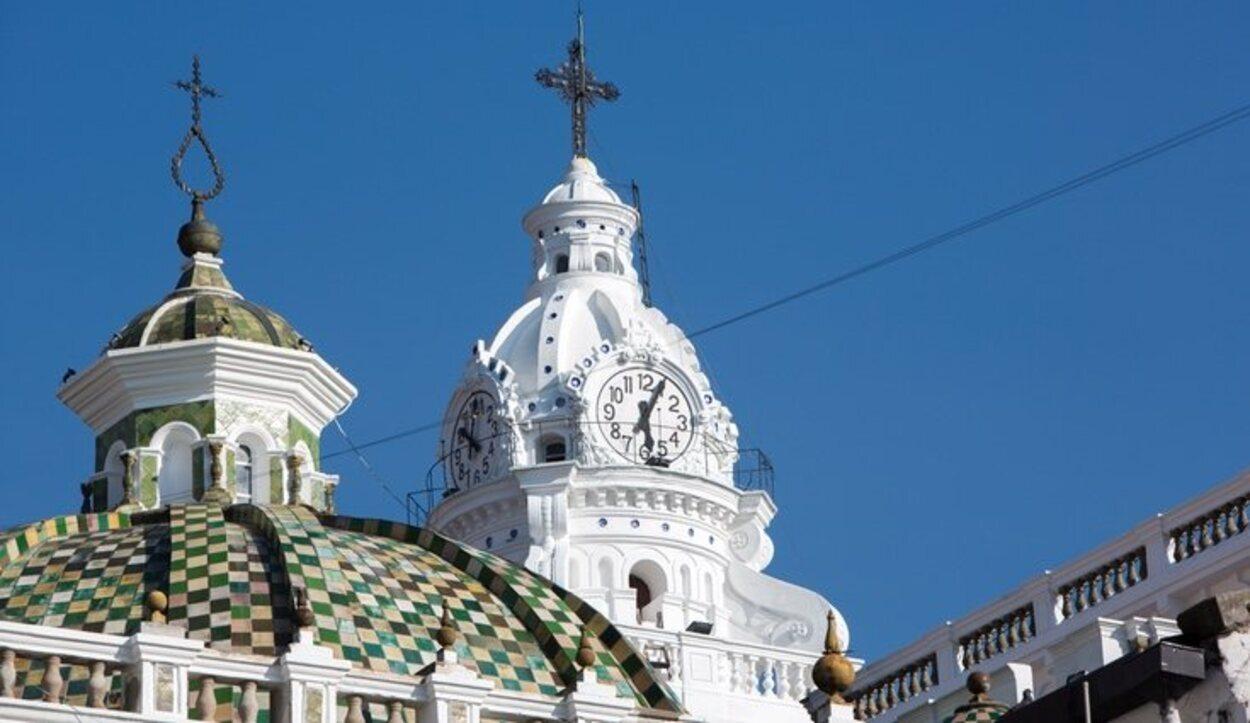 Es uno de los templos católicos mas antiguos de Latinoamérica