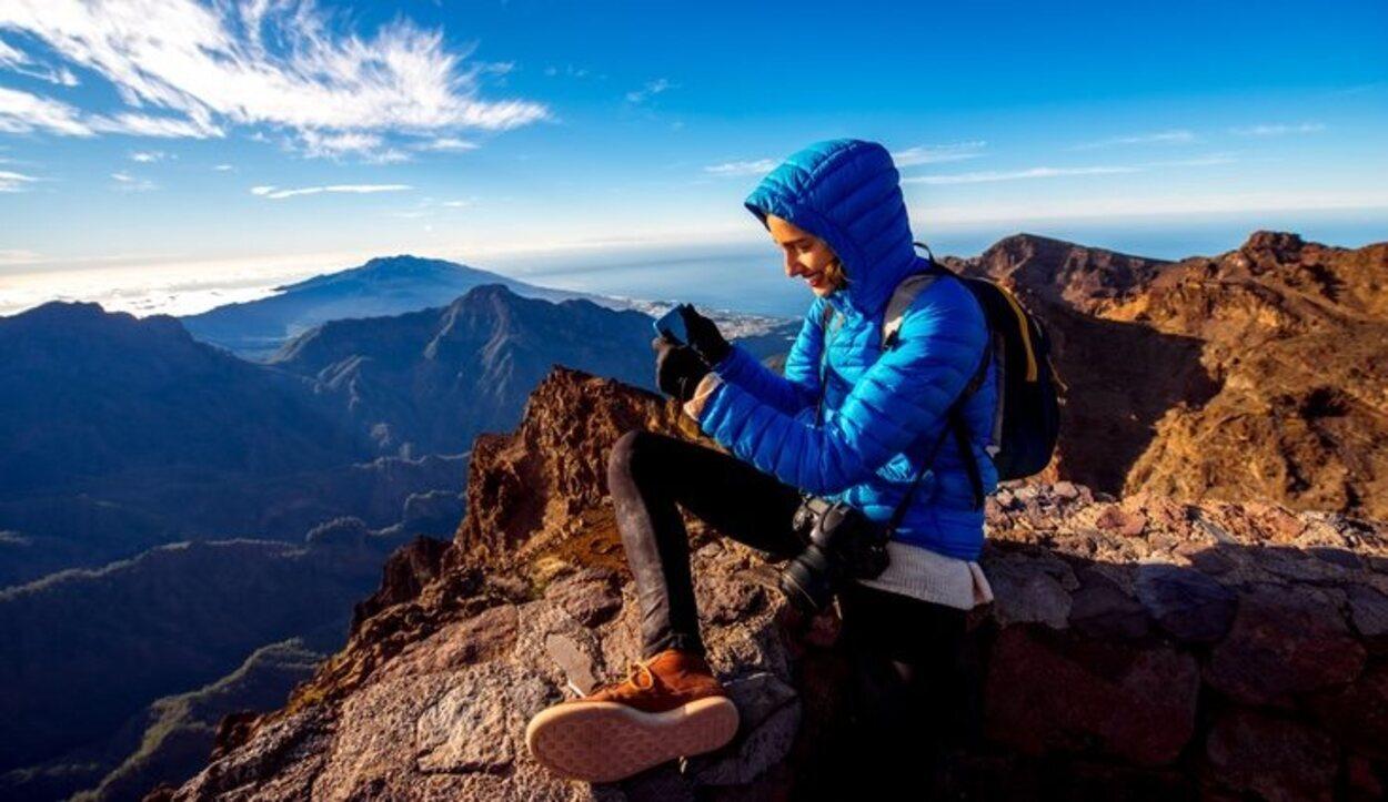 Dicen que los cielos más limpios de Europa se encuentran en las Islas Canarias