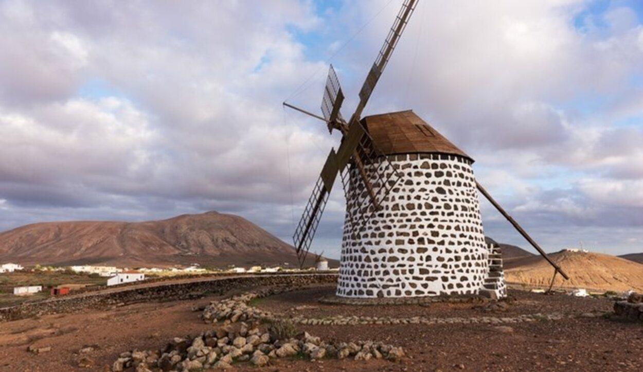 Fuerteventura tiene unos miradores naturales excelentes para observar las estrellas