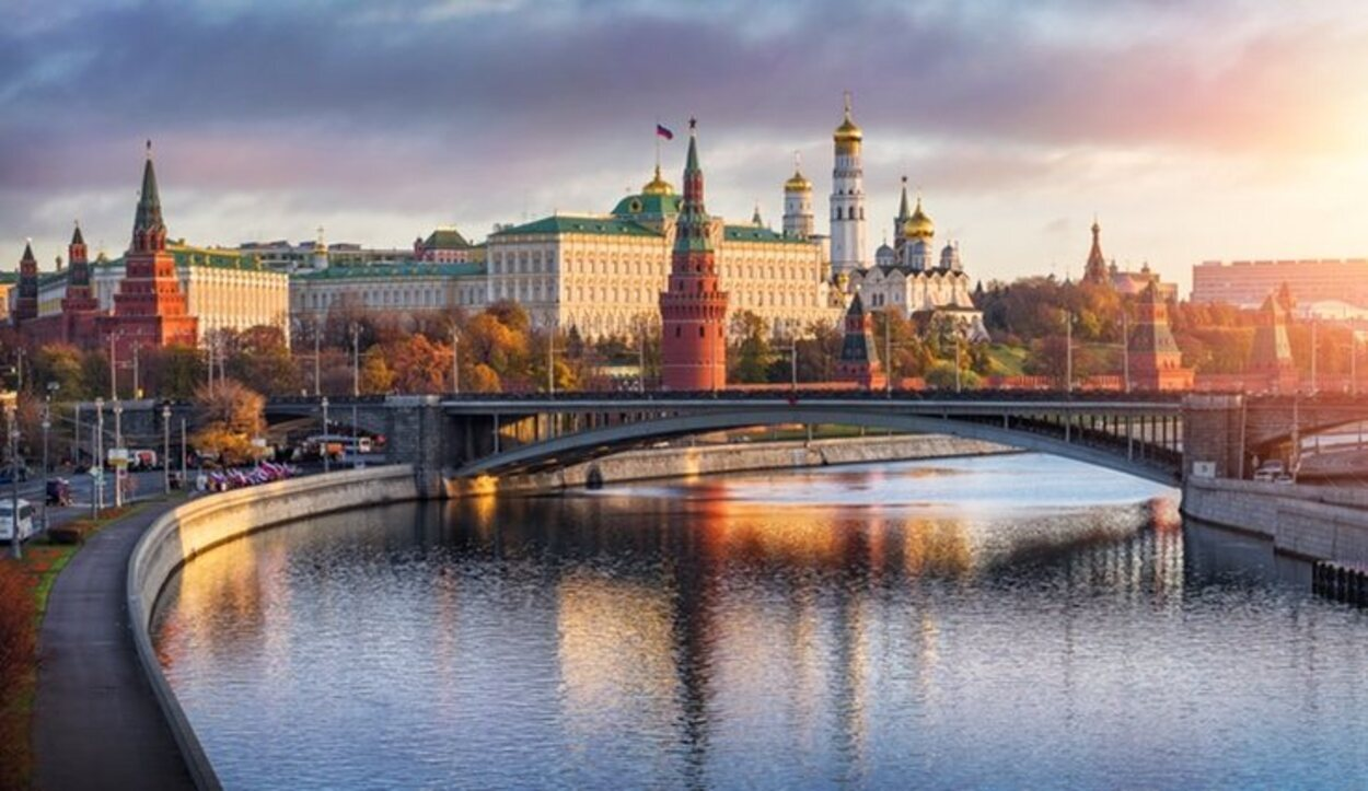 El otoño en Moscú suele ser muy corto