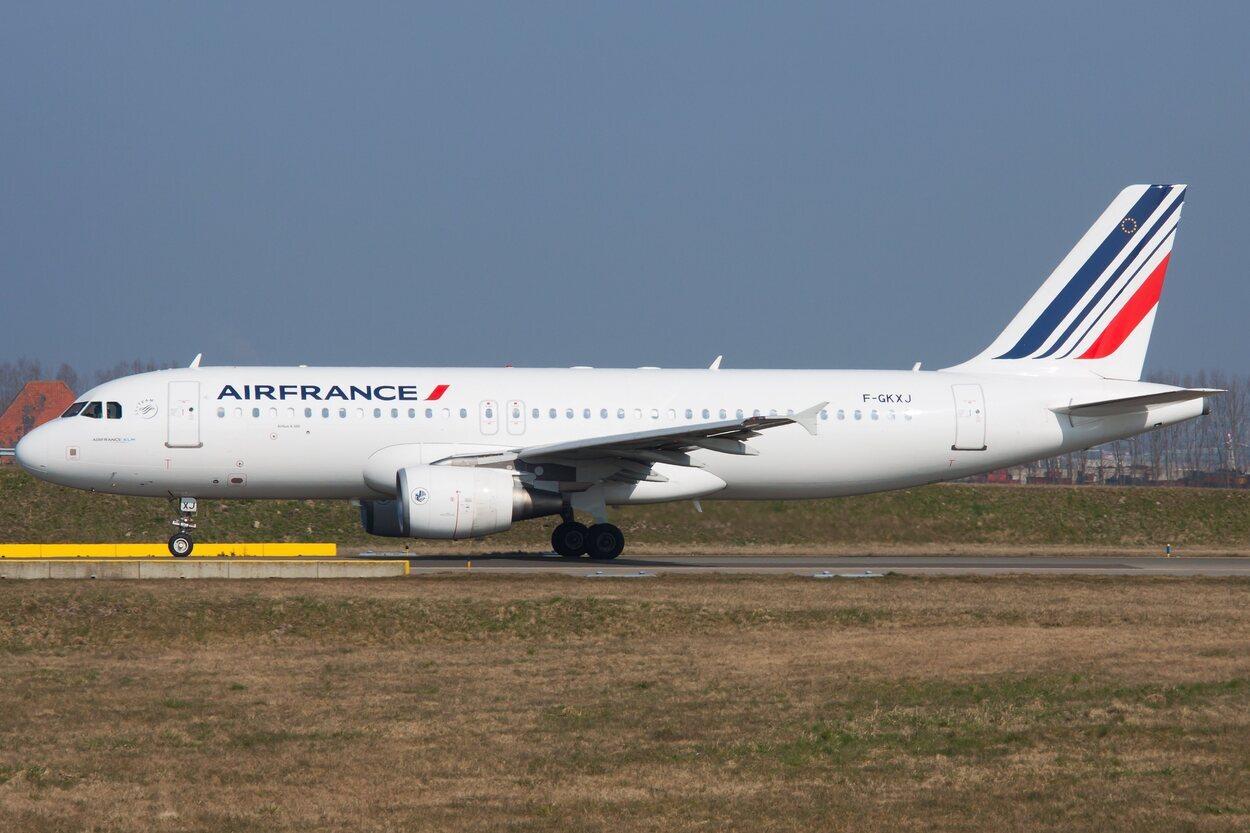 Air France es una de las aerolíneas más importantes de toda Europa