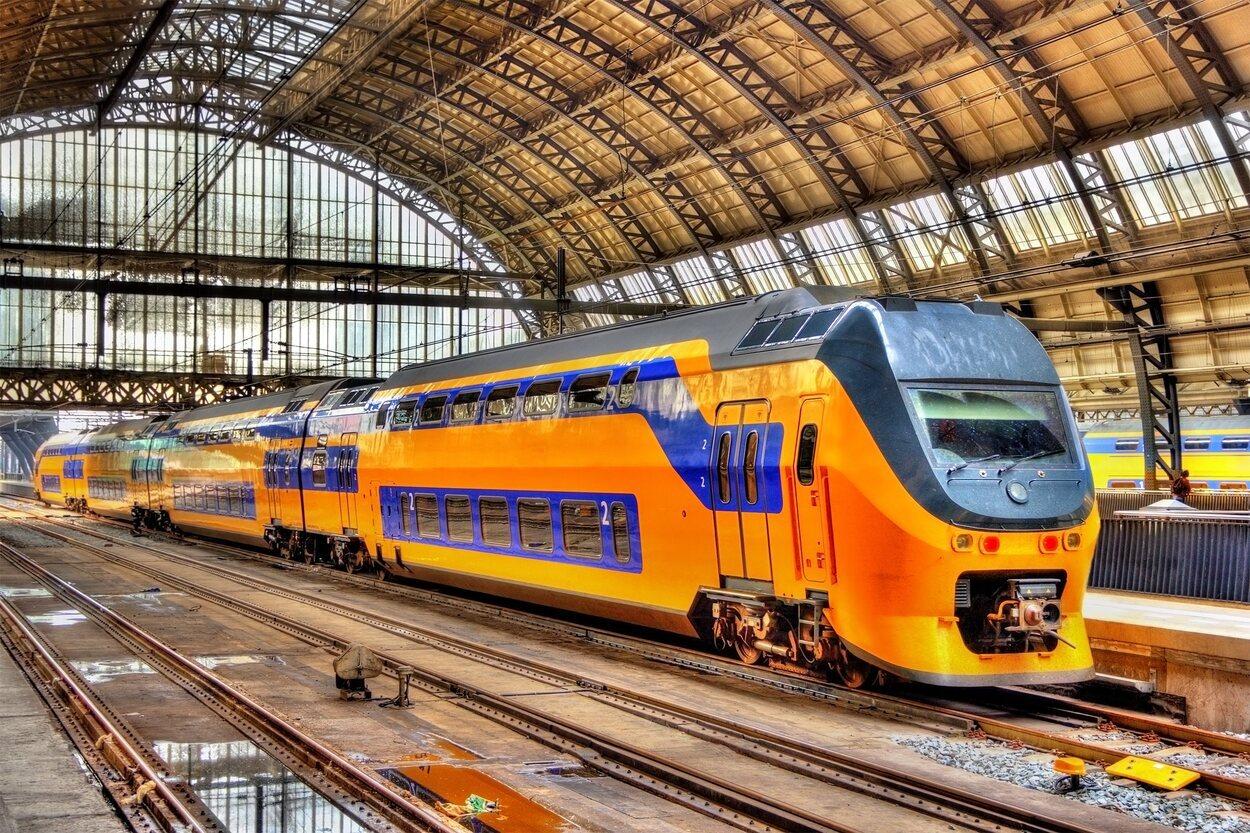 Trasladarse en tren es la opción más barata y rápida de todas