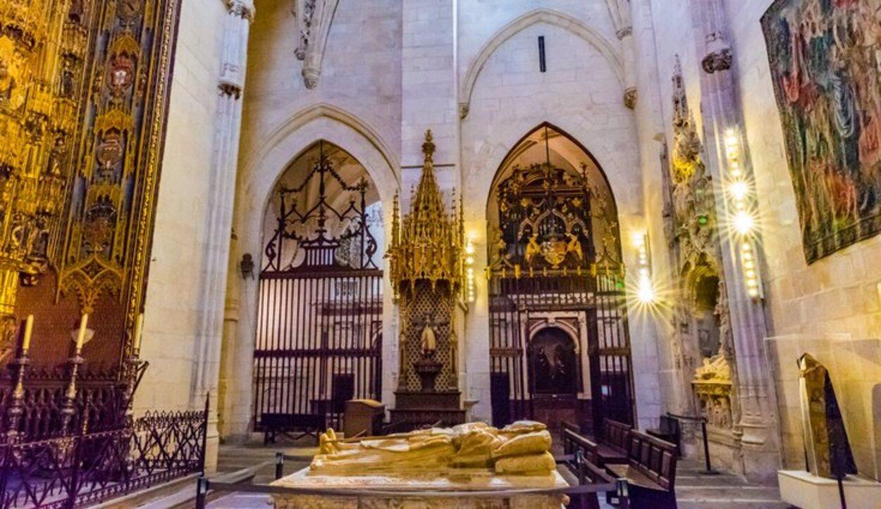 La Capilla de Santa Ana recoge algunas de las obras más importantes de la catedral