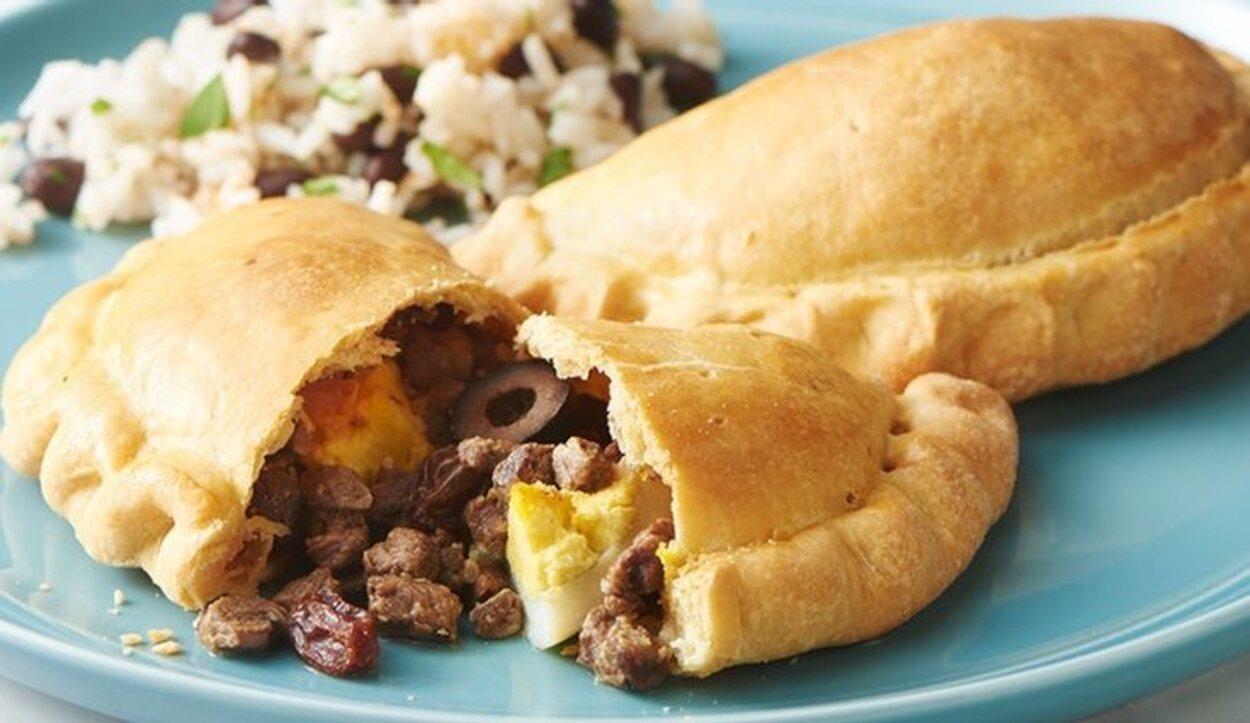 La empanada de pino es uno de los platos más típicos de Chile | Foto: Quericavida.com