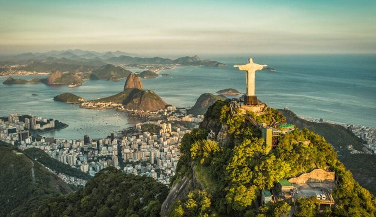 Brasil es uno de los países con más playas paradisiacas