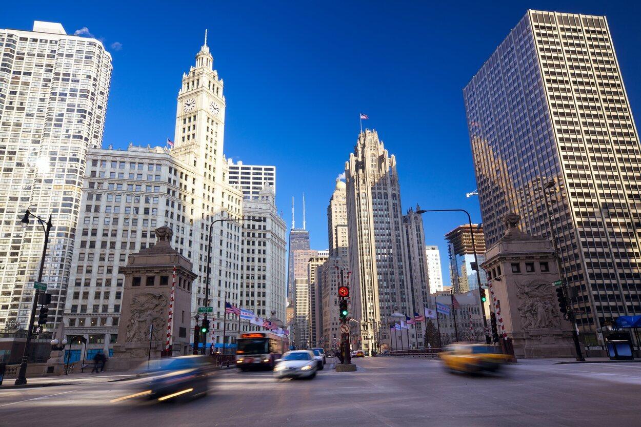 Magnificent Mile de Chicago