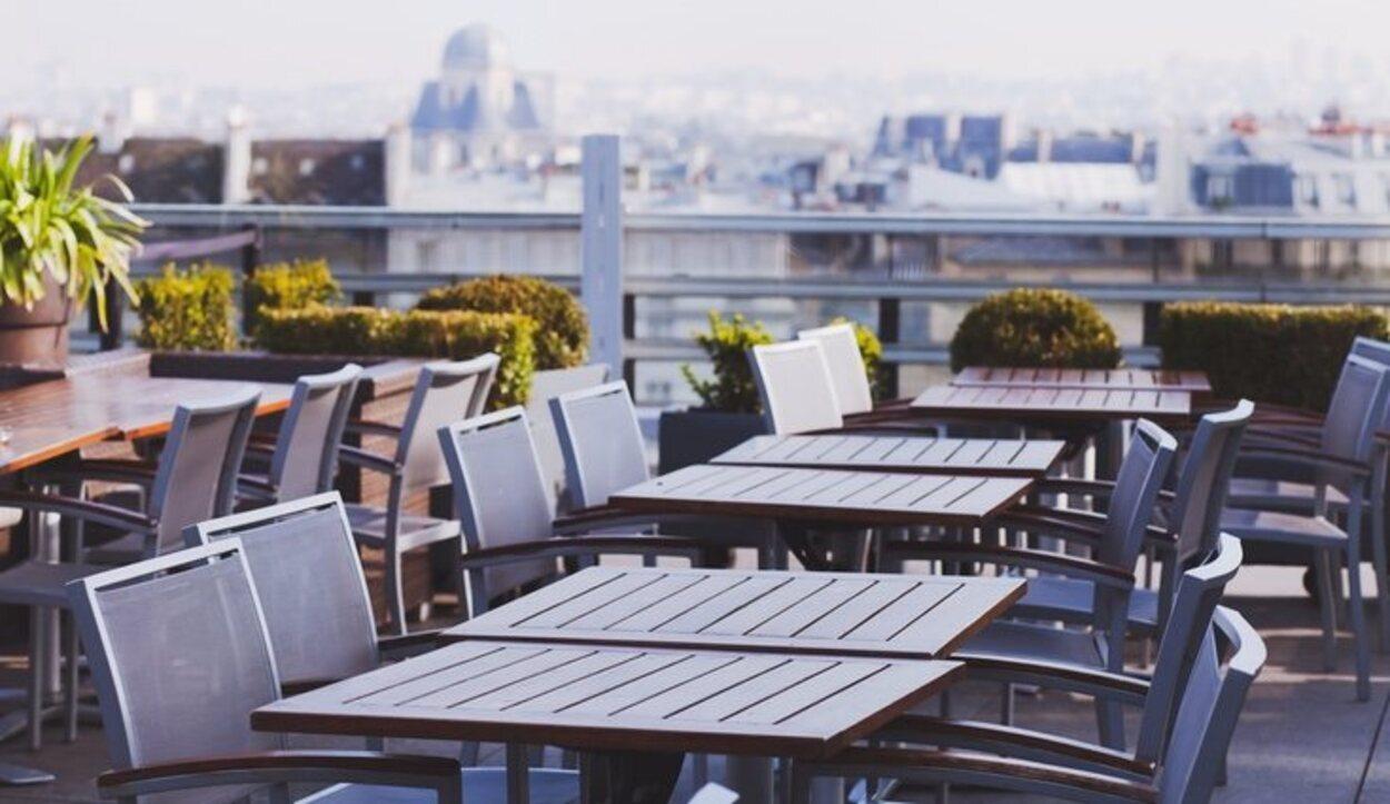 Las terrazas de Madrid con vistas impresionantes son uno de los atractivos turísticos