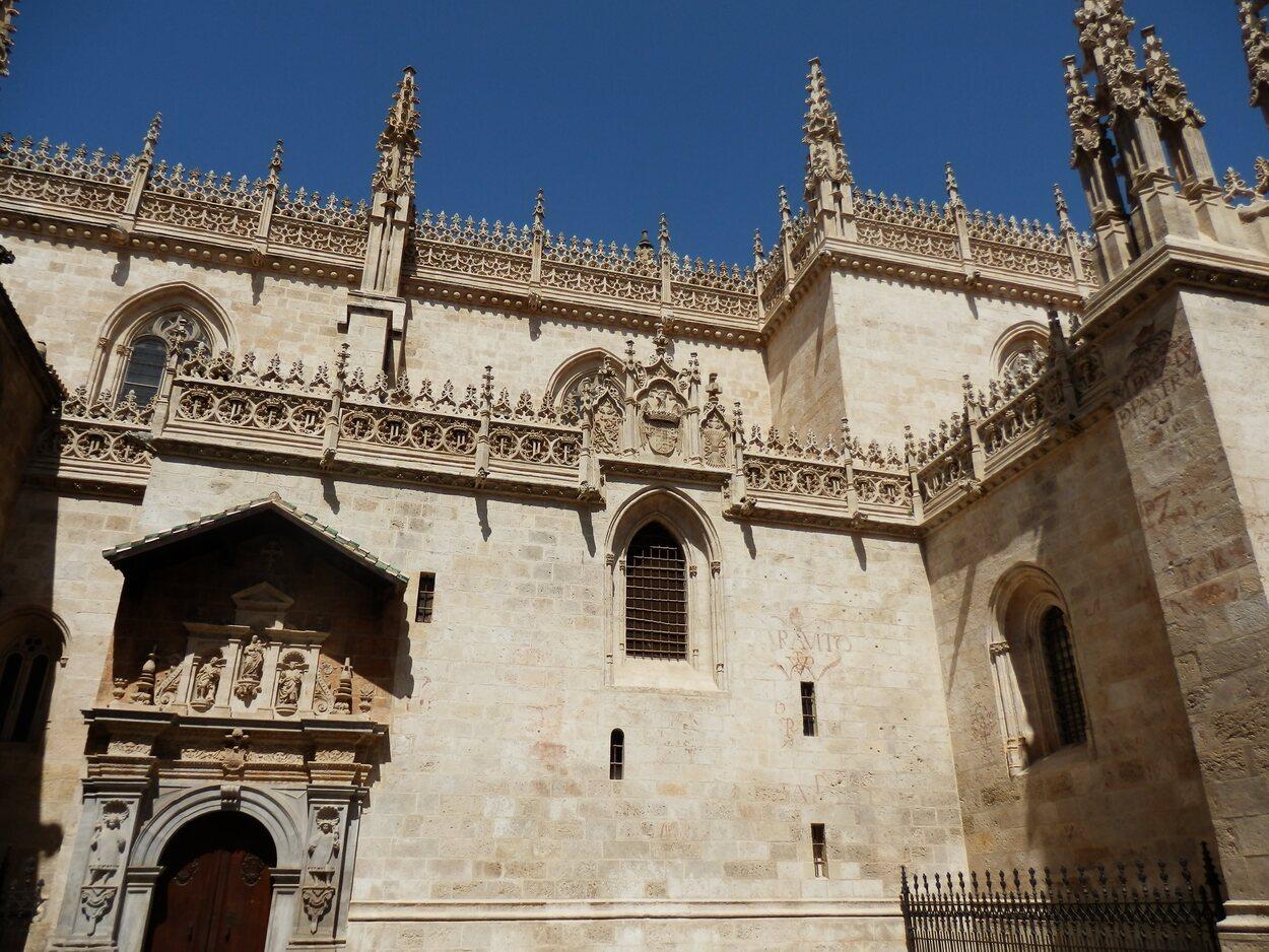 El estilo de la Catedral está entre el gótico y el renacentista