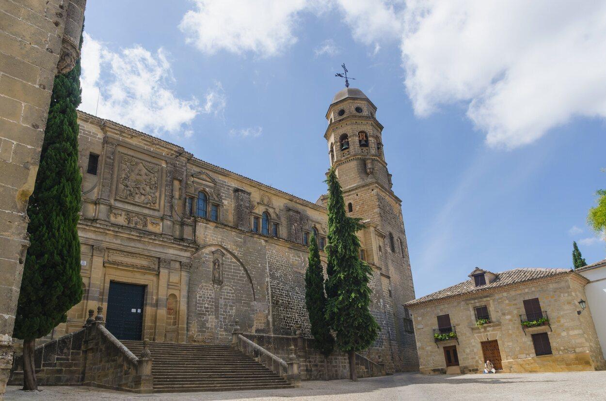 La catedral de Baeza es Patrimonio de la Humanidad