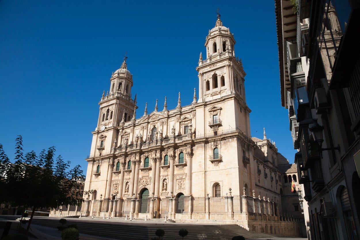 La catedral de Jaén es de origen gótico