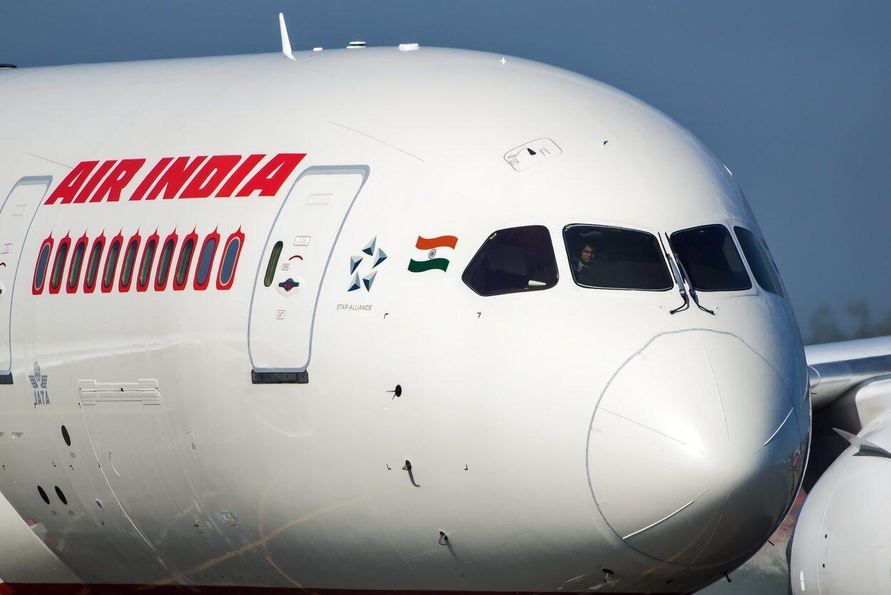 Sede principal en el Aeropuerto Internacional Chhatrapati Shivaji de Bombay