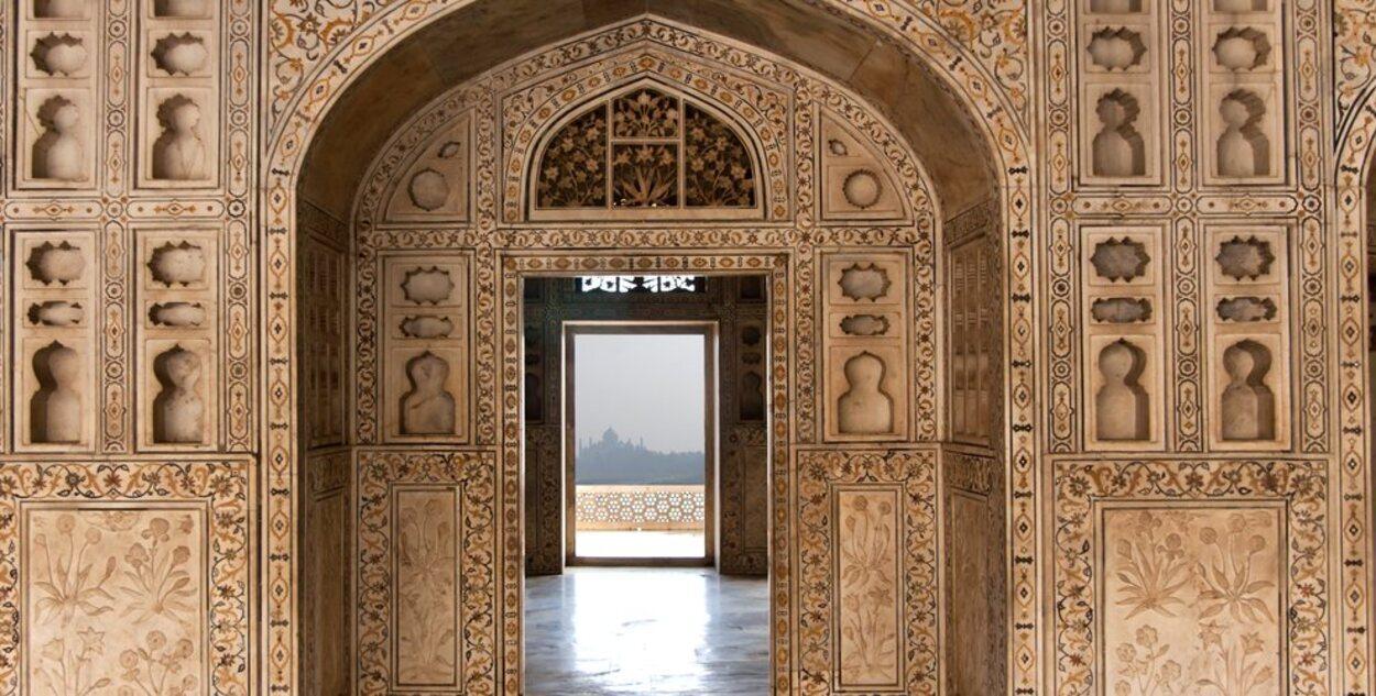 Disney se ha inspirado en el Taj Mahal para la historia de Aladdin