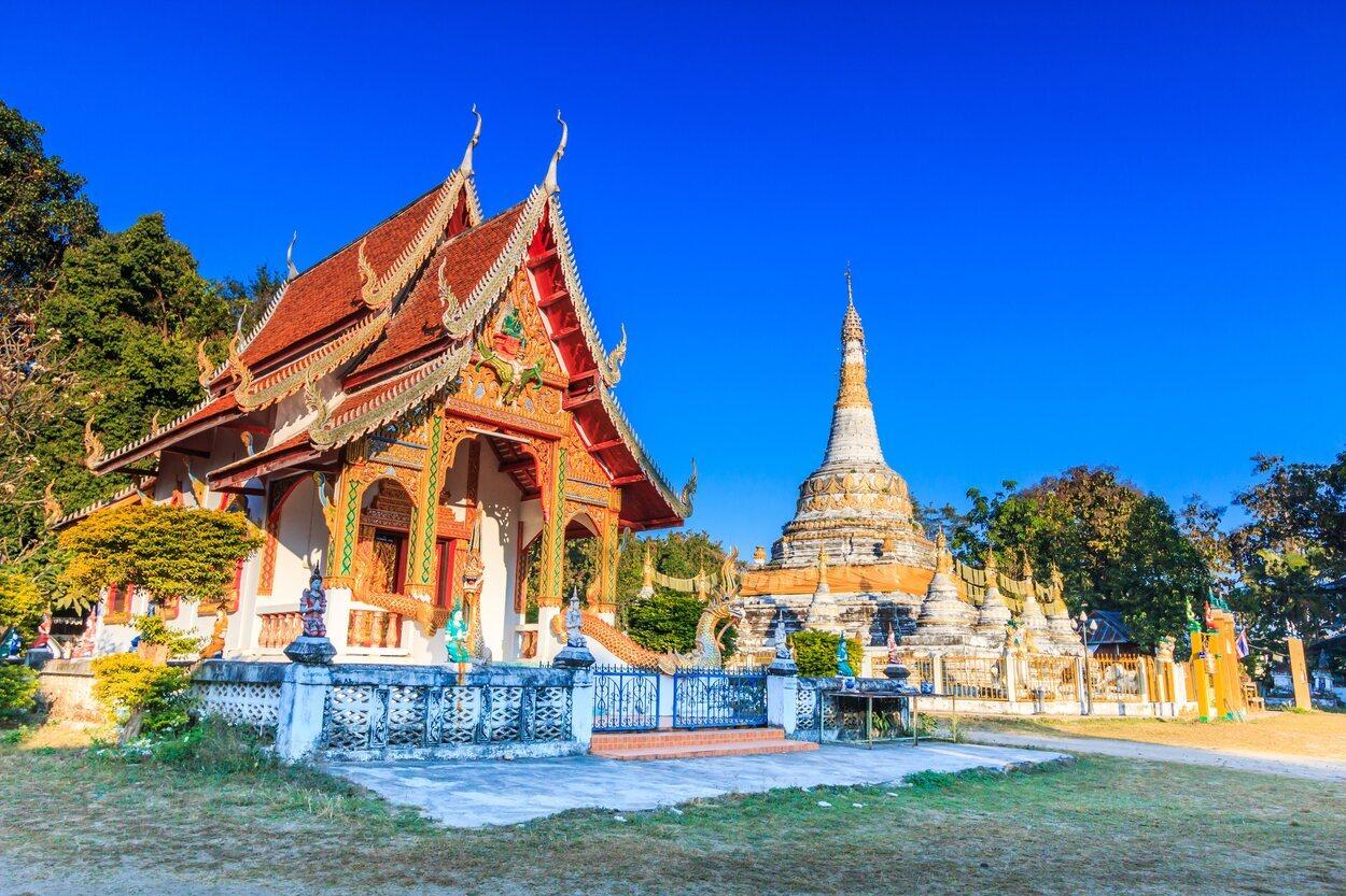 Sus templos guardan una gran riqueza arquitectónica